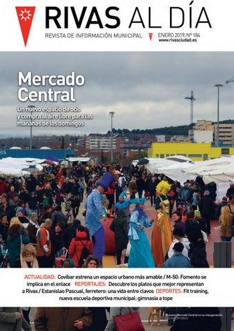 6ea4769f40443 Rivas al Día Enero 2019 by Rivas al día   Rivas cultural - issuu