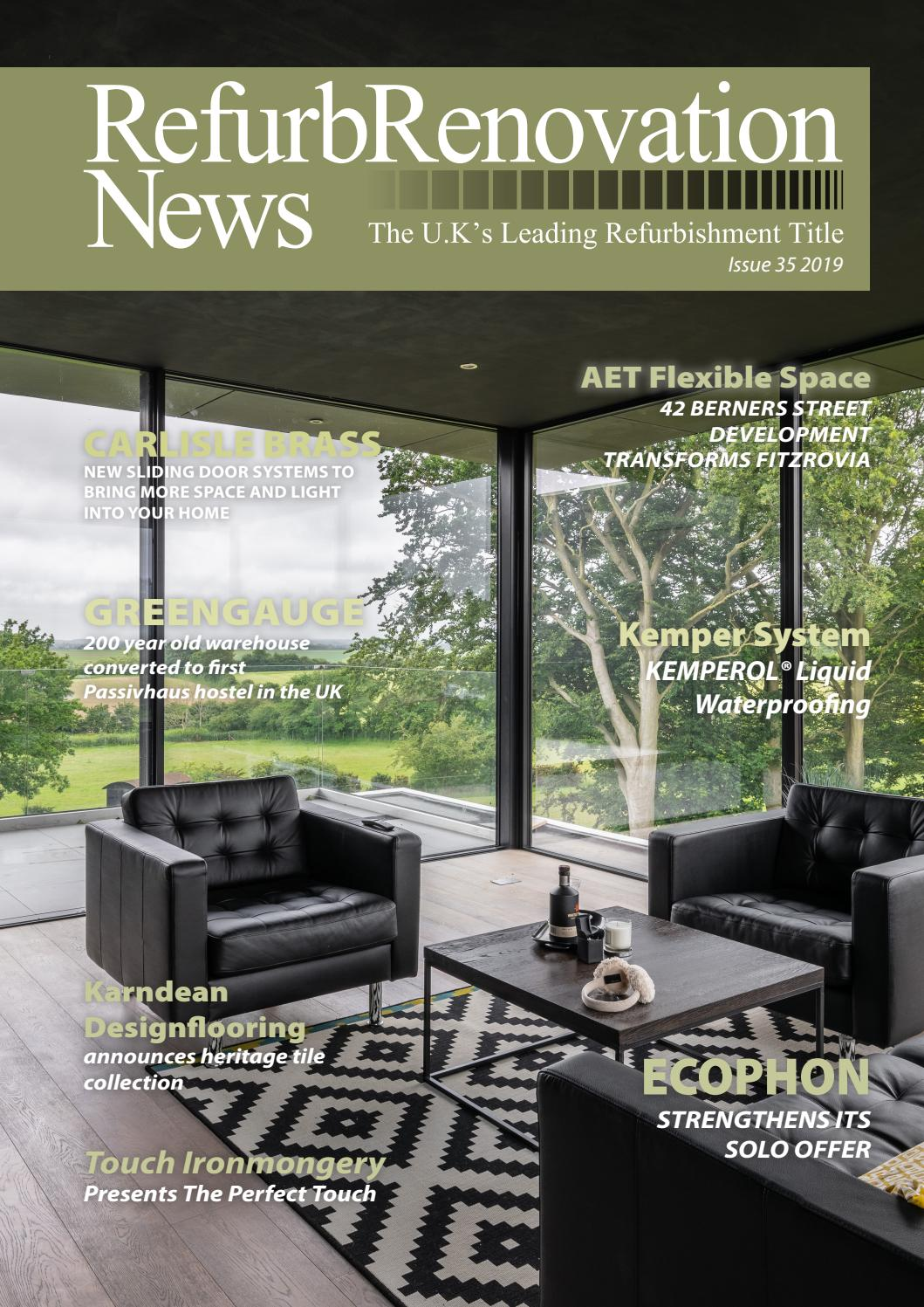 b8ed092237f0 Refurb Renovation News Issue 35 by Lapthorn Media - issuu