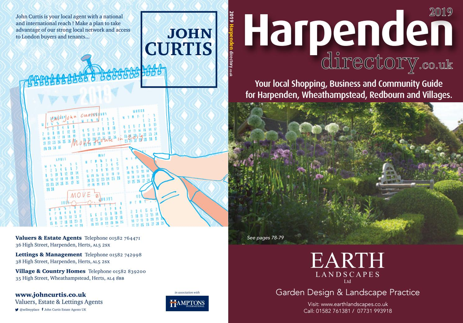 Harpenden Annual Directory 2019 By What S On Herts Magazine Issuu