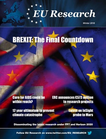 Eu Research Winter 201819 By Blazon Publishing And Media Ltd Issuu