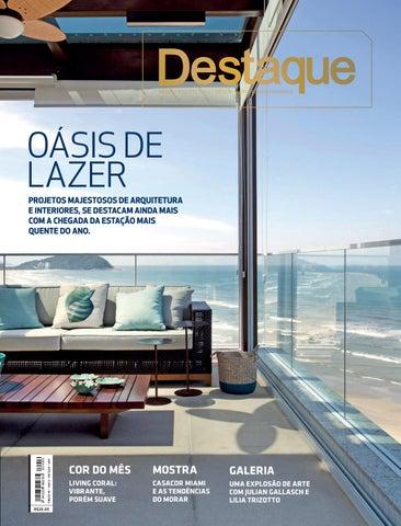91f7b9d32 Revista Destaque Decor - Edição Dez e Janeiro 2019 by Revista ...
