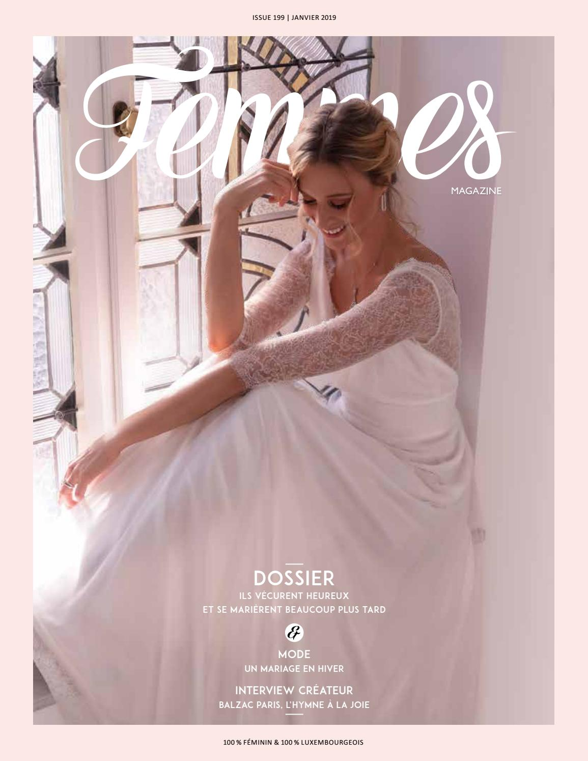 Femmes Magazine 199 by alinea communication - issuu b9a9055b978f
