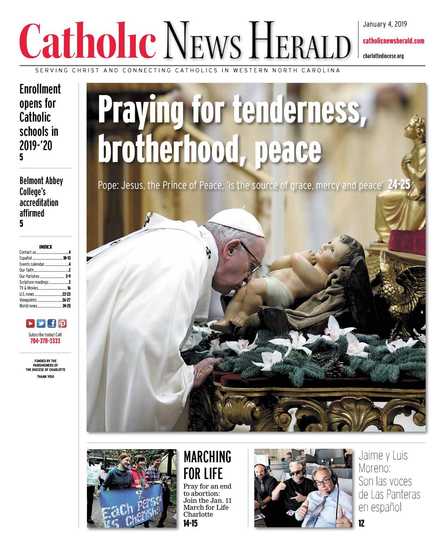 foto de Jan. 4, 2019 by Catholic News Herald - issuu
