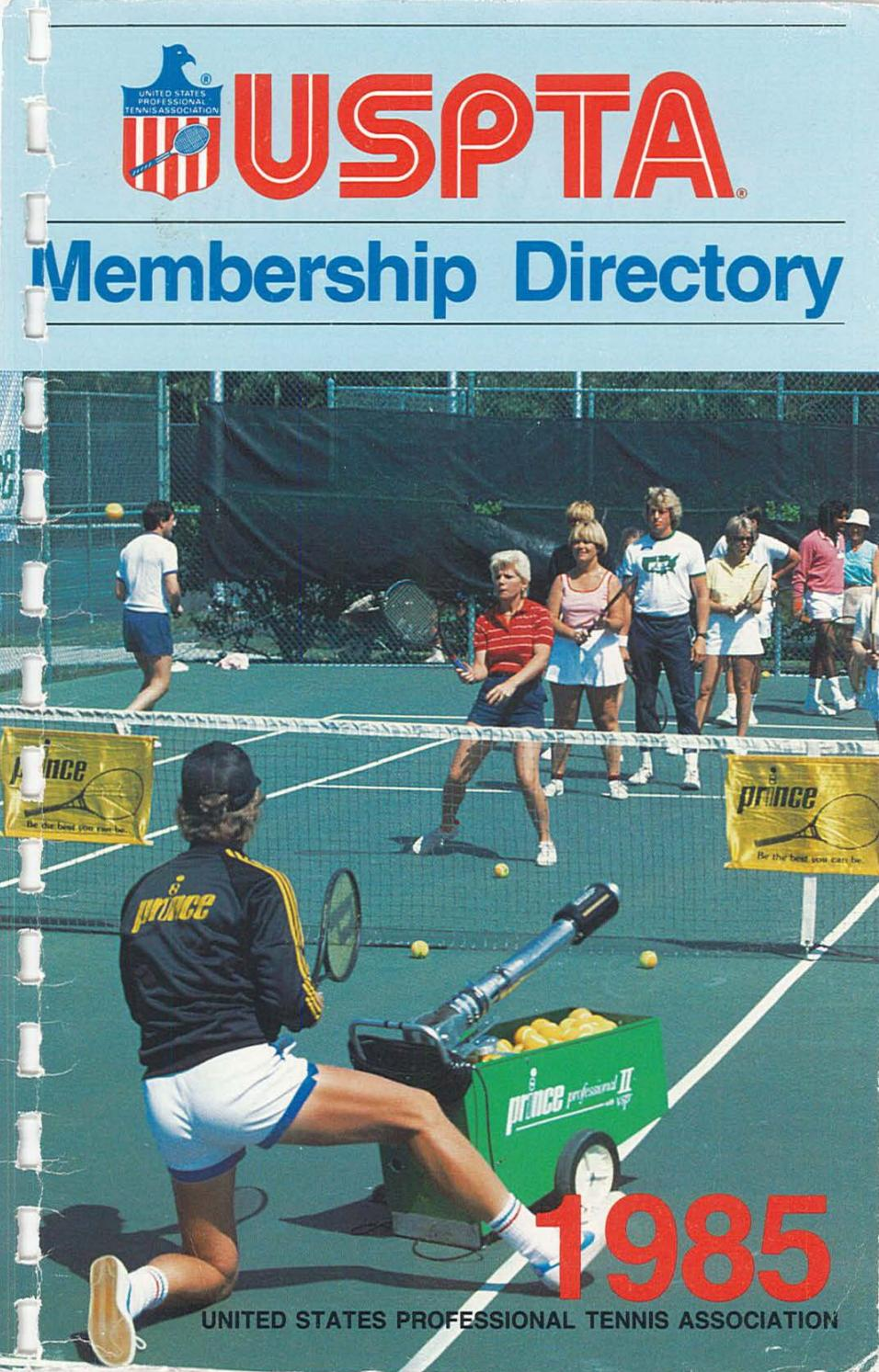 d368707acad USPTA Membership Directory 1985 by USPTA - issuu