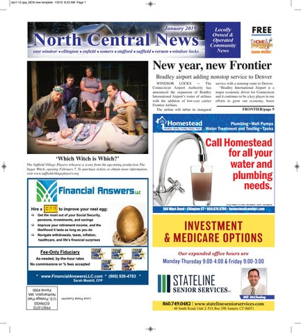 January 2019 North Central News by Gary Carra - issuu