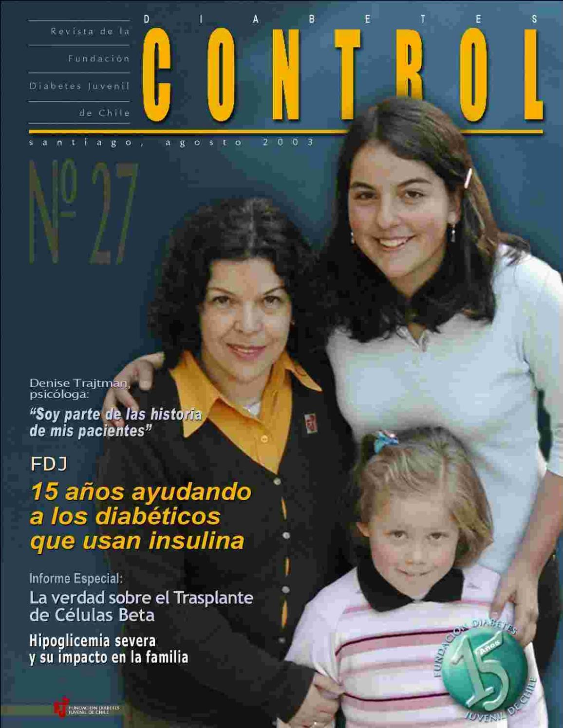 artículos de noticias sobre diabetes juvenil
