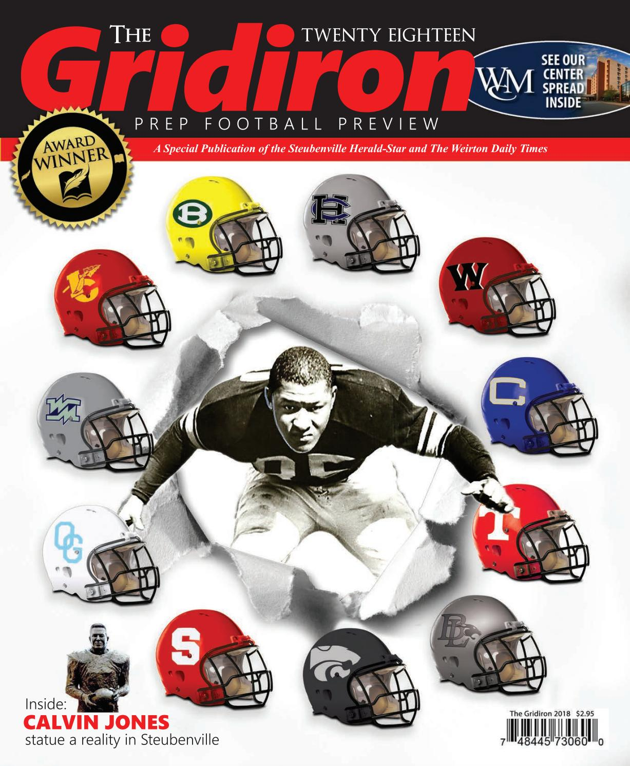 The Gridiron 2018 by Herald-Star - issuu