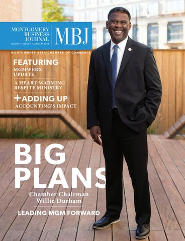 Montgomery Business Journal - January 2019 by Montgomery