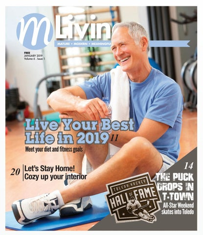Mature living news magazine dayton