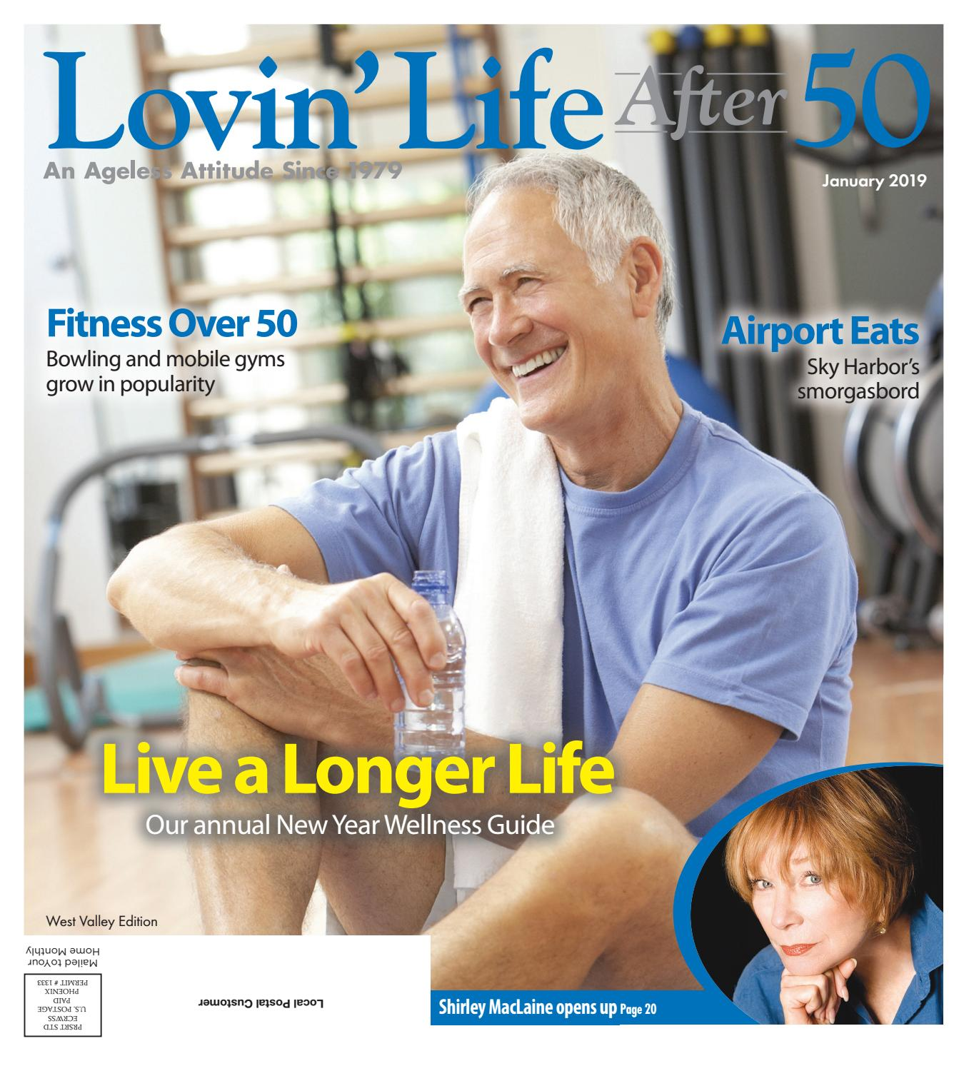 Lovin' Life After 50: West - January 2019 by Times Media