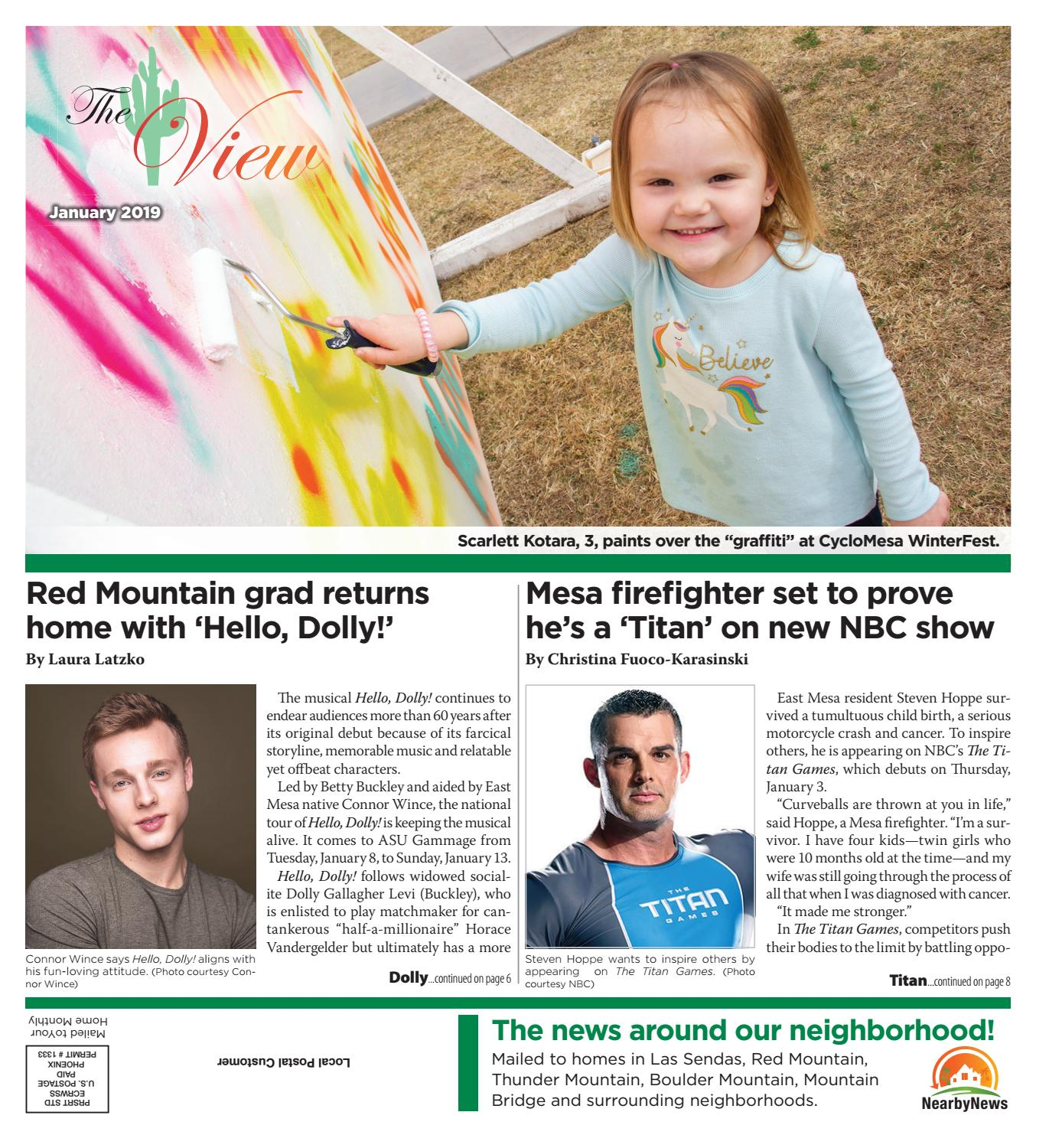 The View - January 2019 by Times Media Group - issuu