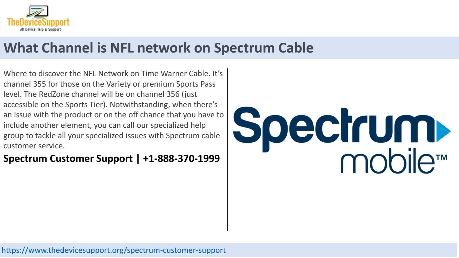 Spectrum Phone Number 1 888 370 1999 Spectrum Customer Service Number By Williams12 Issuu