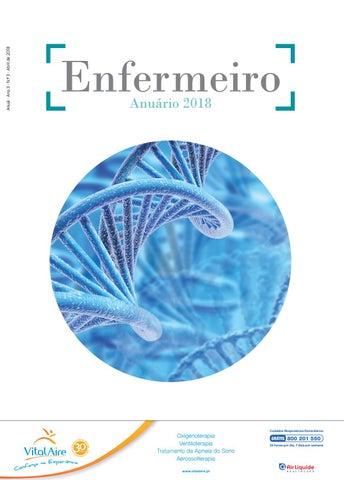 1fb690446 Anuário Enfermeiro 2018 by News Engage - issuu