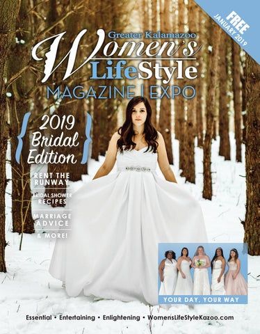 e2eae5545df6 The Ambition Edition - January 2019 by Women's LifeStyle Kalamazoo ...