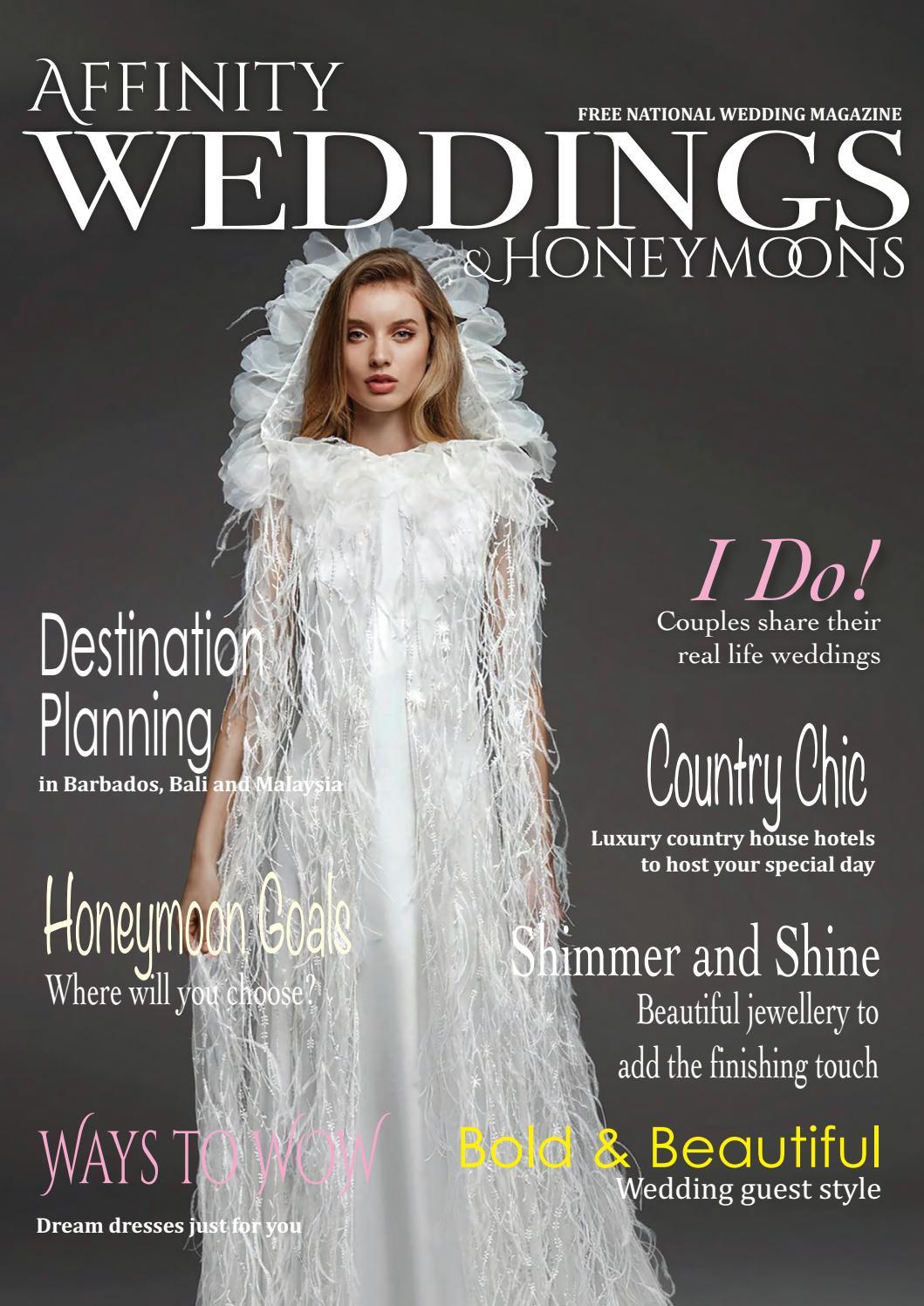 2013f15de860 Affinity Weddings & Honeymoons Spring 2019 by jane fry - issuu