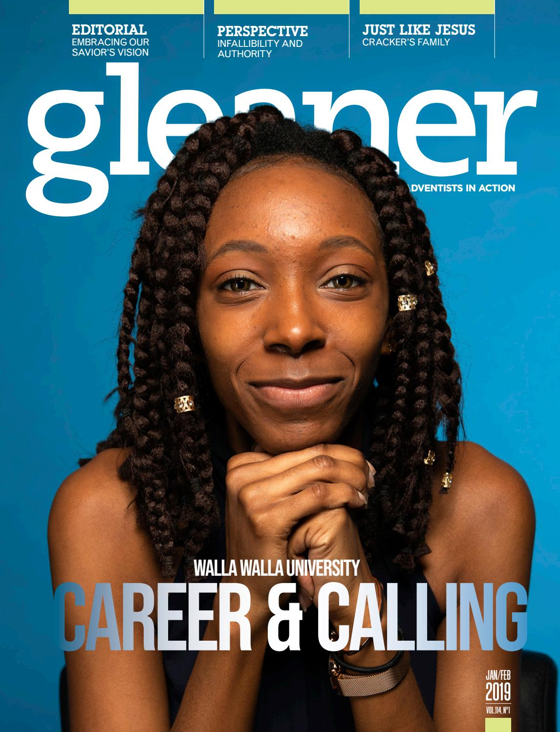 Gleaner — January/February 2019 by Gleaner - Northwest Adventists in