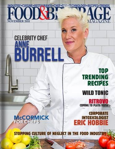 FOOD & BEVERAGE MAGAZINE November 2018 by Food & Beverage Magazine