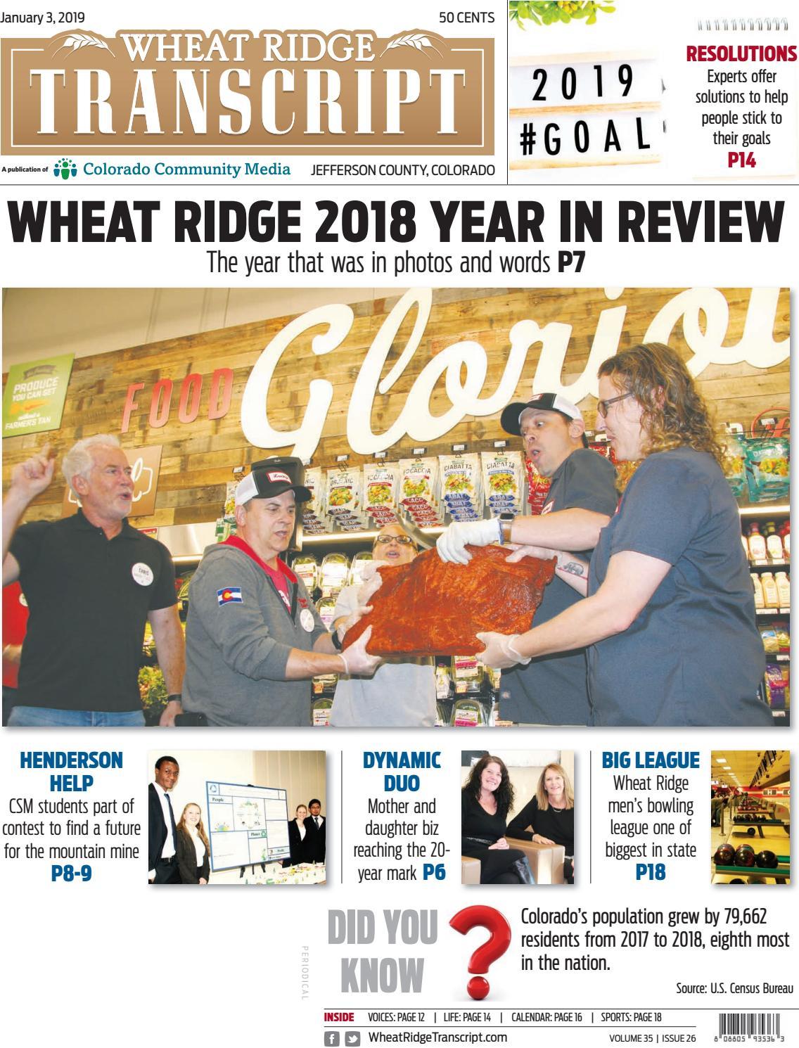b5a1acb0155 Wheat Ridge Transcript 0103 by Colorado Community Media - issuu