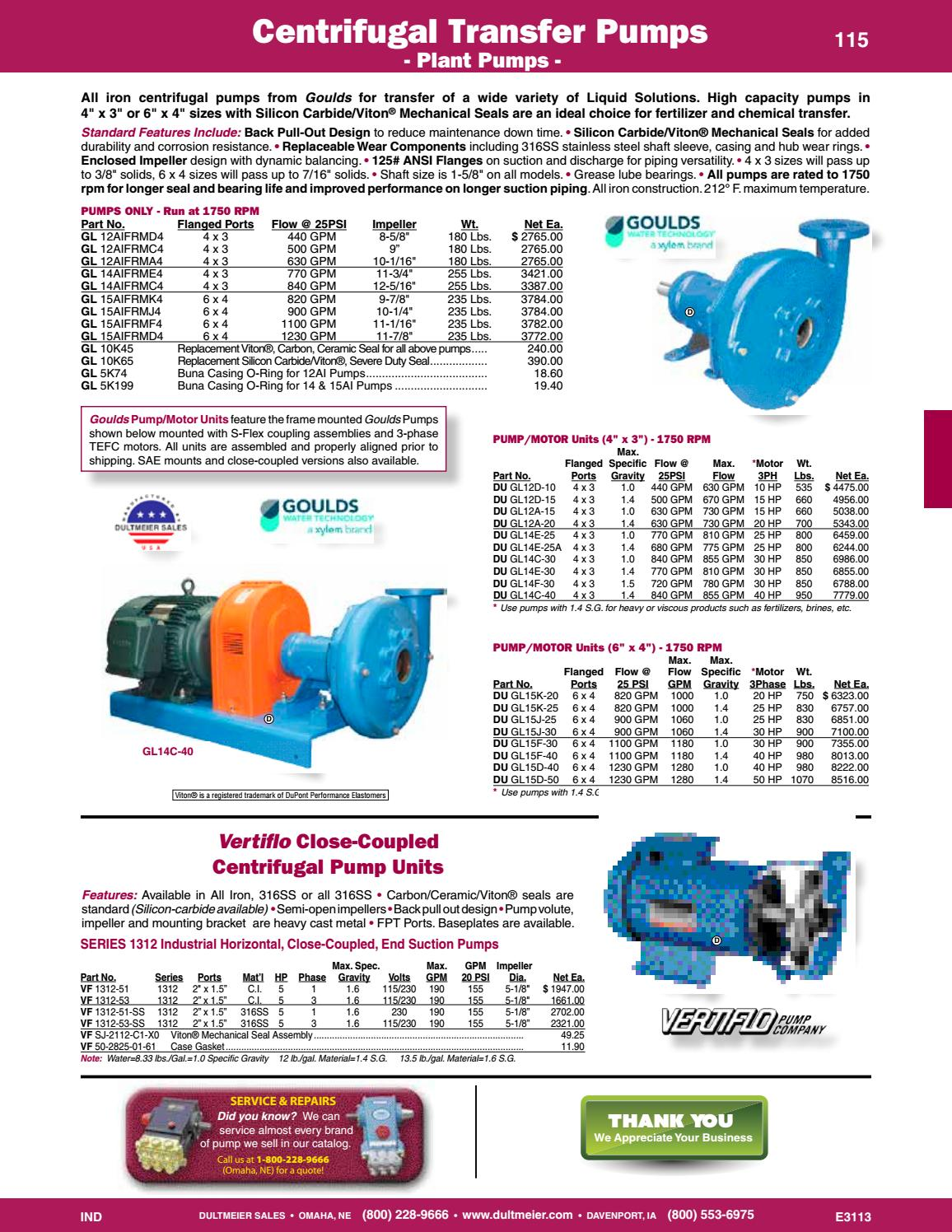 Dultmeier Sales | 2019 Industrial Equipment & Supplies Catalog A by