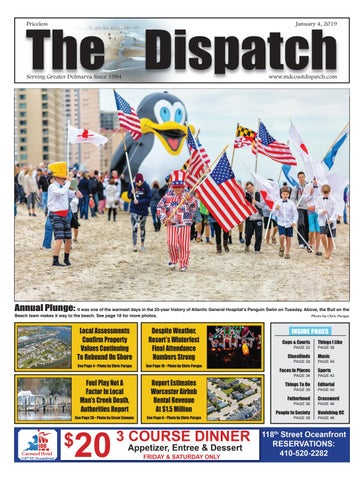 Jan  4 by mdcoastdispatch - issuu