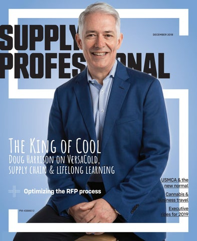 Supply Professional December 2018 By Iq Business Media Issuu