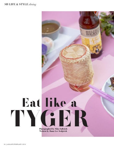 Page 18 of Eat Like a Tyger