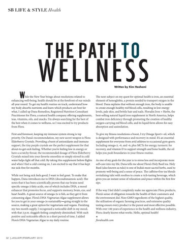 Page 32 of The Path to Wellness