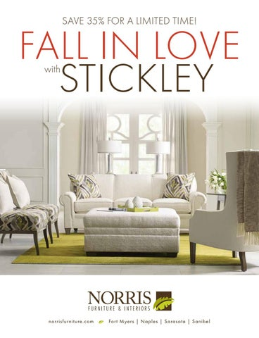 Fall in Love with Stickley - Save 35% for a Limited Time!