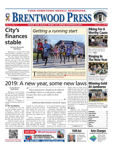 dca771c6fcafae Brentwood Press 01.04.19 by Brentwood Press   Publishing - issuu