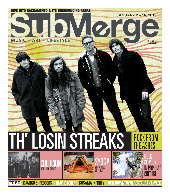 Submerge Magazine: Issue 282 (January 2 - 16, 2018) by Submerge