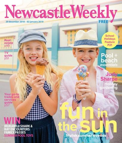 f98594ec421b8 20 December 2018 by Newcastle Weekly Magazine - issuu
