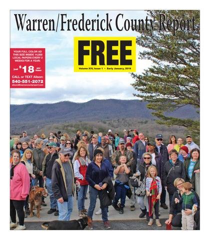 Early January 2019 Warren/Frederick County Report by Warren