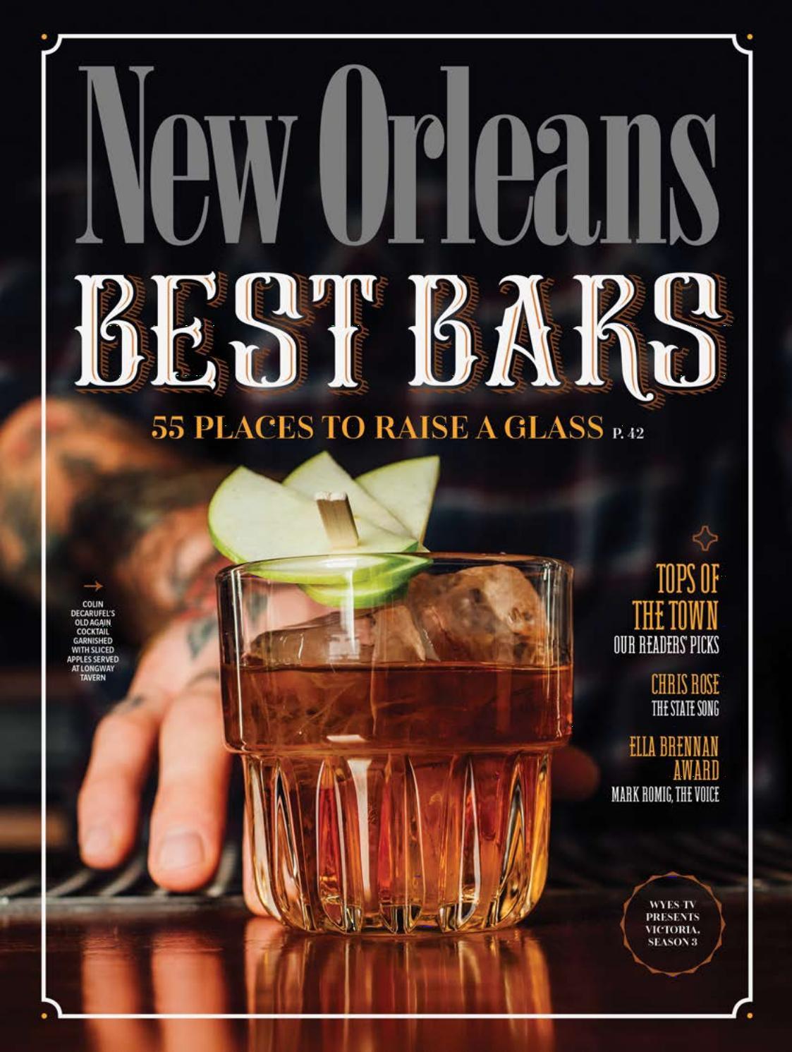 cddfcb677c New Orleans Magazine January 2019 by Renaissance Publishing - issuu