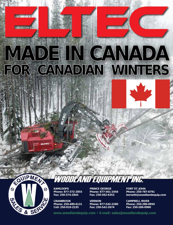 cd048a41730 Winter 2019 Truck LoggerBC magazine by Truck Loggers Association - issuu
