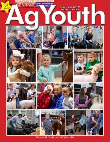 2019 Jan/Feb Ag Youth Magazine by agyouth - issuu