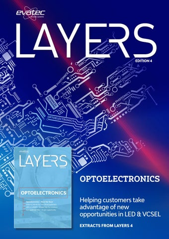 Evatec LAYERS 4 2018-19 - Optoelectronics by Evatec - issuu
