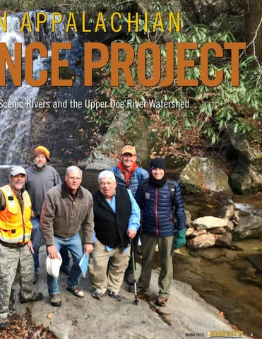 Page 5 of The Southern Appalachian Citizen Science Project