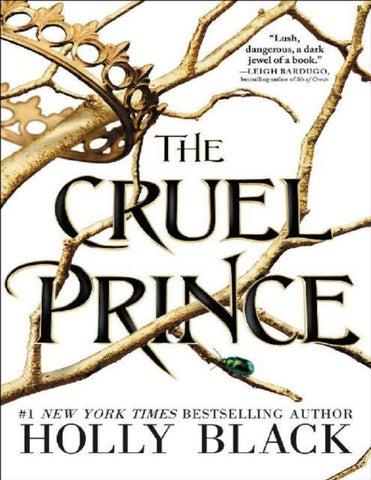 93345afaf92 O príncipe cruel by Leticia Santanna - issuu