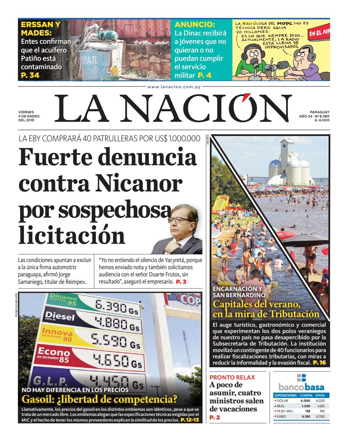 DIARIO LA NACIÓN - EDICIÓN 8.580 by La Nación - issuu 61d7b9af6f4