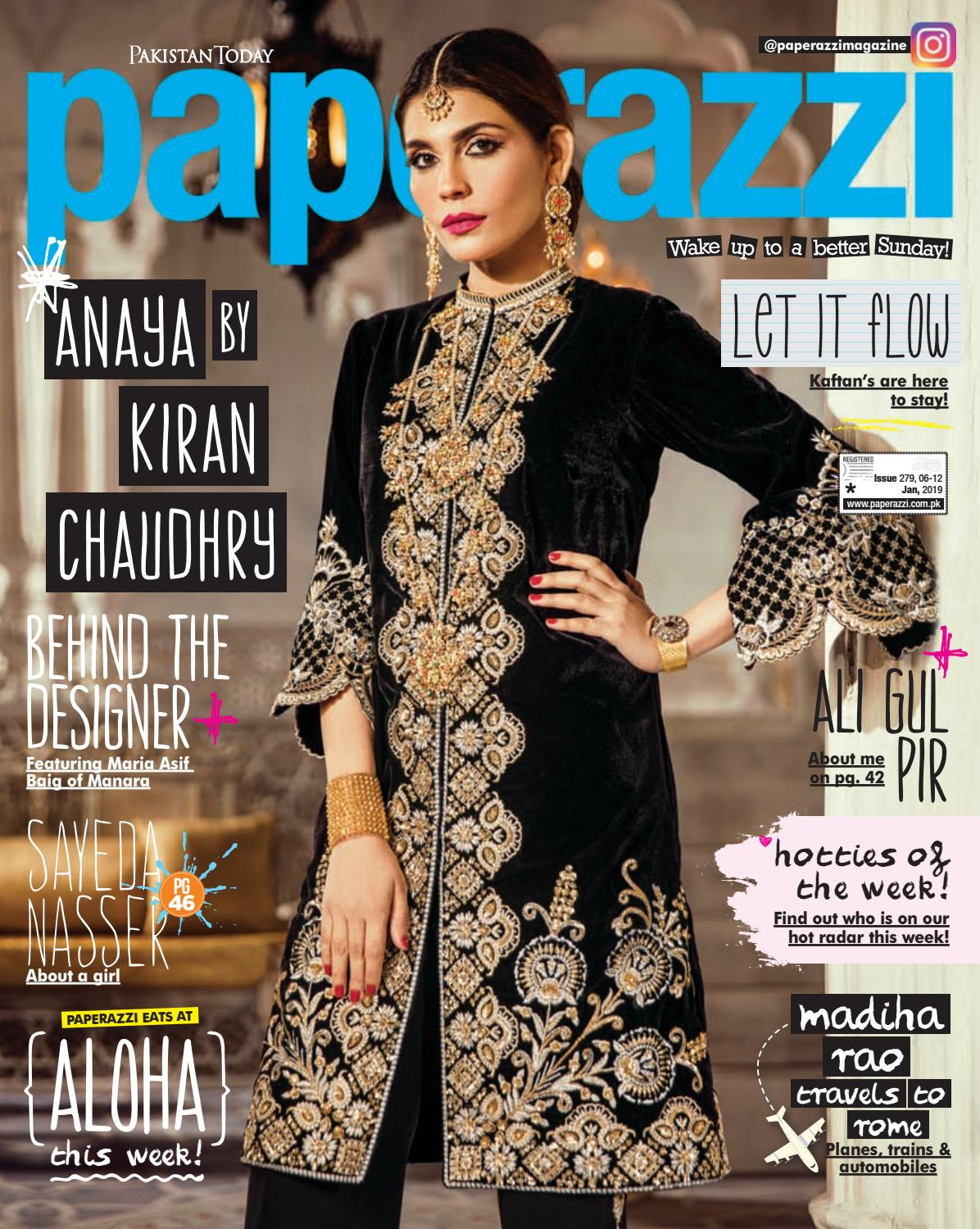 962c6dfd775c Pakistan Today Paperazzi Issue 279 Jan 06th, 2019 by Pakistan Today - issuu