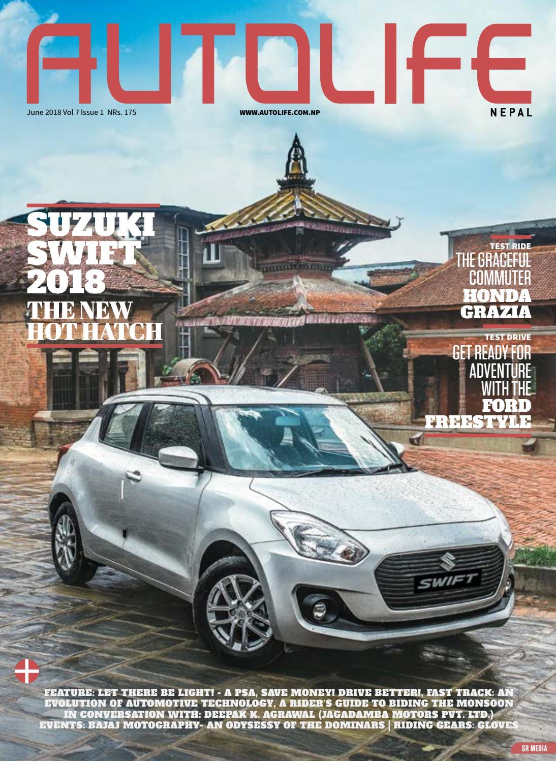 volume 7 issue 1 by autolife nepal issuu