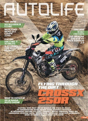 Volume 7 Issue 3 by AutoLife (Nepal) - issuu