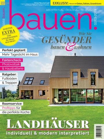 Bauen 23 2019 By Fachschriften Verlag Issuu