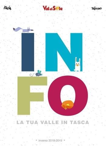Carnet dell Ospite Val di Sole - Inverno 2018 19 by Azienda Turismo ... cb1344e231f