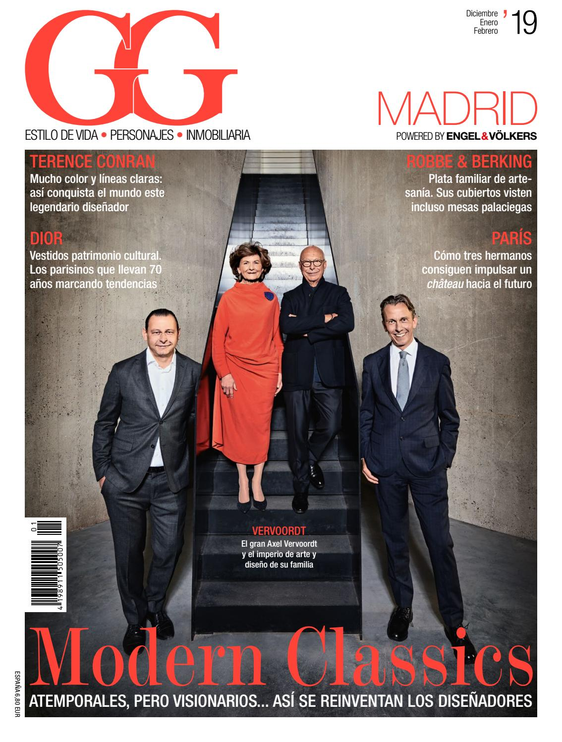 60c4abd809 GG Magazine 01/19 Madrid by GG-Magazine - issuu