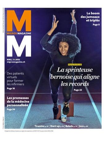 Migros Magazin 02 2019 f NE by Migros Genossenschafts Bund