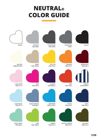 Page 127 of Neutral® Color Guide