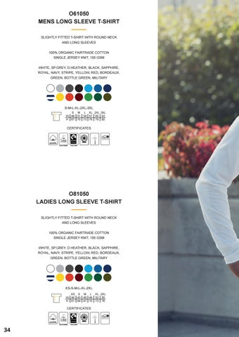 Page 36 of Neutral® Long Sleeve T-shirts