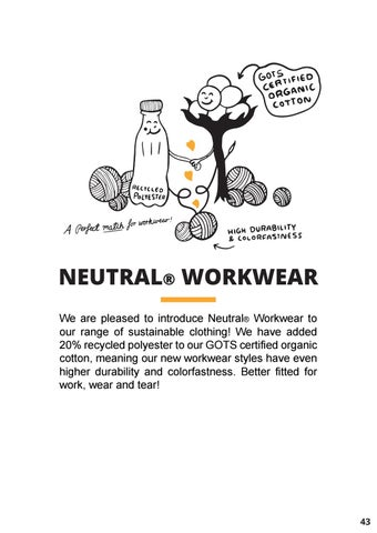 Page 45 of Neutral® Workwear