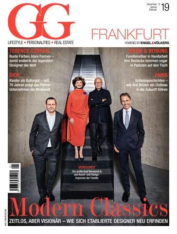 c9a086a50baf62 GG Magazine 01 19 Frankfurt by GG-Magazine - issuu